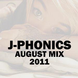 J-Phonics - August 2011 Mix