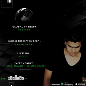 Global Therapy by DEEP-J + Guest Mix KYOTTO