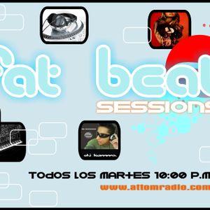 FAT BEAT sessions oo11 3ra. Temp 09/08/2011