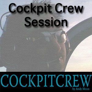 AMCC03#12 Andy Moon Cockpitcrew Session 03#12