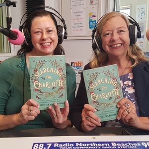 By the Book Episode 68 Kate Forsyth and Belinda Murrell - Biblio Memoir Searching for Charlotte