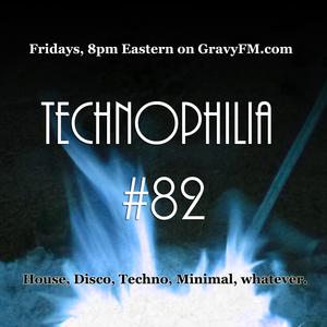 djbeefburger's Technophilia #82