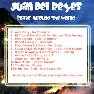 Juan Del Reyes - Beatz around the world (House Edition 2012)