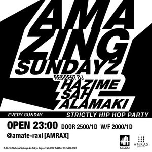 Amazing Sundayz Mix (2014 July) Mixed By DJ Hazime, DJ Alamaki, DJ Sah