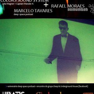 Marcelo Tavares - DJ Set at Domingo Surreal @ Trackers Tower - 01/05/2011