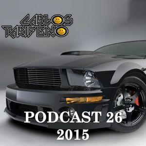 Carlos Tarifeno - Podcast 26 2015