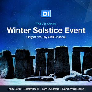 Opening Set for Digitally Imported Winter Solstice Event Dec 2016