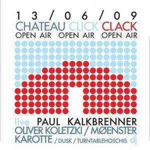 2009-06-13 - Paul Kalkbrenner @ Chateau Click Clack