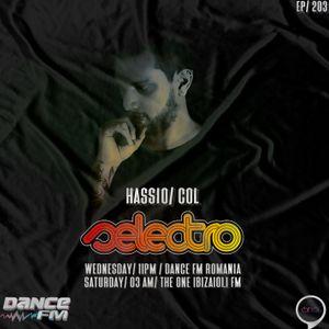 Selectro Podcast #202 w/ Hassio/ Col