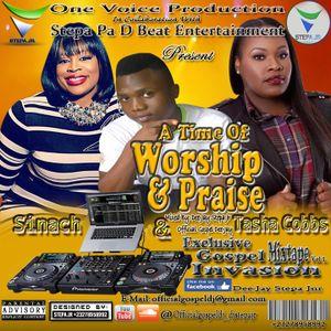 A Time Of Worship & Praise Vol 1.(Sinach Vs Tasha Cobbs)