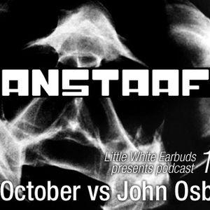 LWE Podcast 102: DJ October vs. DJ John Osborn