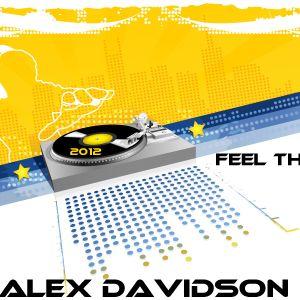 Alex Davidson-Feel The Beat (episode 005) 2012