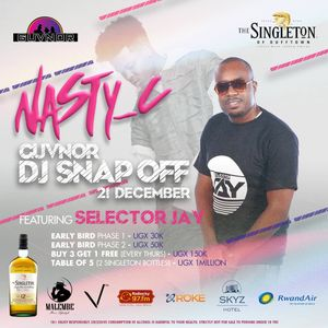 SELECTOR JAY DECEMBER SNAP OFF 2018