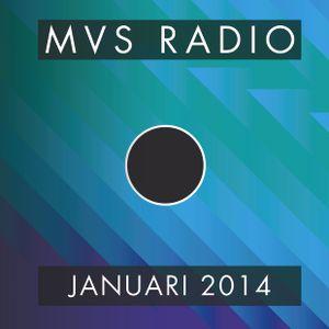 JANUARI 2014 (Mannen van Staal Radio @ Het Platform)