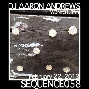Sequence 058-DJAaronAndrews-February 22, 2013