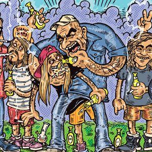 Jungle Fever #32 Rock à Melbourne