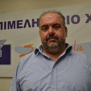 17-06-2016 Γιάννης Παβλάκης στην ΕΡΤ Χανίων