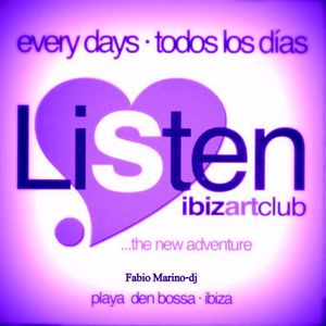 IBIZartCLUB  mixed by Fabio Marino-dj