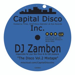 Dj Zambon - The Disco Vol. 2
