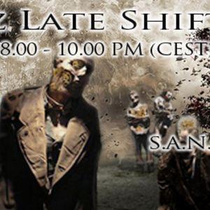 LXey | S.A.N. aka PHUNKEE - Bangerz Late Shift #9