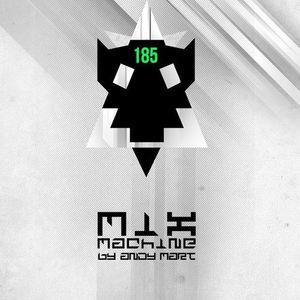 Andy Mart - Mix Machine@DI.FM 185