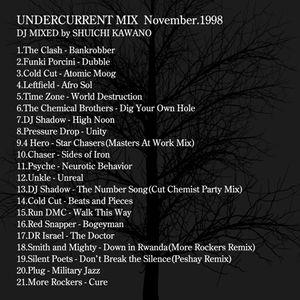 Undercurrent Mix Nov.1998