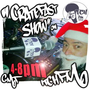 "Cratefast Show ""TufKut's Christmas Cracker"" on ItchFM (27.12.17)"