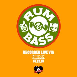 KEVLOVE - LIVE FOR RUM & BASS VIA TWITCH 04.28.20