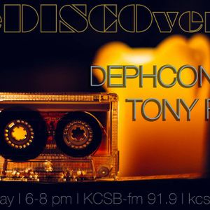 Dephcon live at the Rediscovery show on KCSBFM 91.9
