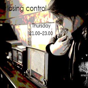 losingcontrol 20/09/2012 @ innersound-radio.com