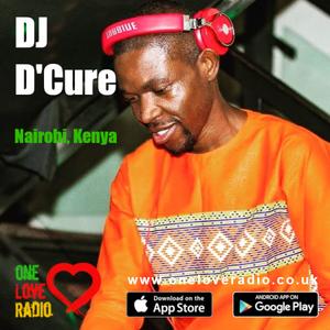 DJ D'Cure - The Cure Mix, Numero Uno!