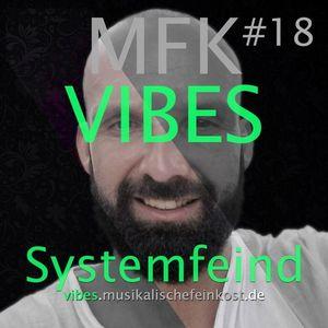 MFK VIBES #18 Systemfeind aka. Mr. Schlott // 11.12.2015
