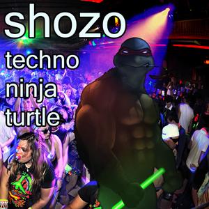 Techno Ninja Turtle