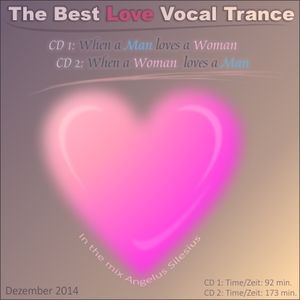 Best Love Vocal Trance CD 1 - When a Man loves a Woman