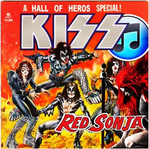 "Saturday Morning Comics - Episode 3 ""Red Sonja Meets Kiss?"""