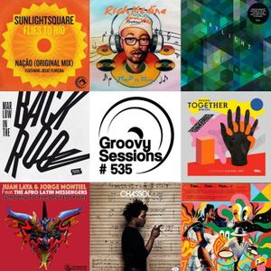 Groovy Sessions 535 2016- 07- 31