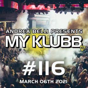 MY KLUBB #116 WEEK 09-2021
