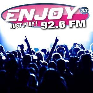 Guilhem Atwo - Mix Enjoy Club #1 - Radio Enjoy 33 (92.6 FM)