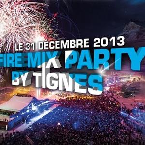 Fire Mix Party by Tignes 2014 - Joachim Garraud