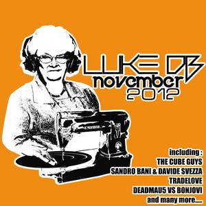"""LUKE DB - NOVEMBER 2012 """"THE PODCAST"""""""