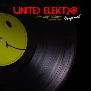dj Plasticsoul at United Elektro Pt.3 - Vinyl Edition