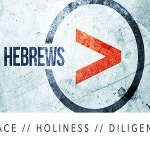Hebrews: Peace, Holiness, Diligence