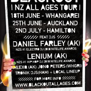 Blackout Tour mix by AlexQ
