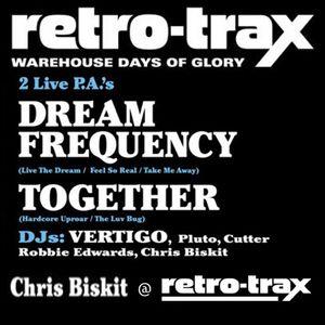 Chris Biskit - Retro Trax @ O2 Academy, Liverpool - Oct 2009 [old skool house & techno]