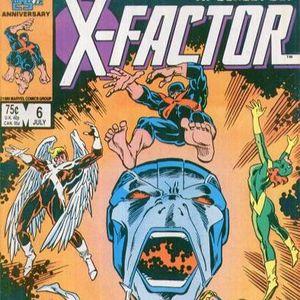 56 - X-Factor #6 - Apocalypse