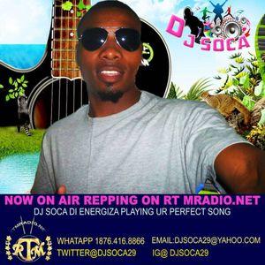 DJ SOCA RETRO ACTIVE WEDNESDAY OC G INTERVIEW ON RTMRADIO.NET 6-4-16