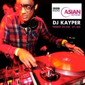 VIP Mix for DJ Kayper (BBC Asian Network)