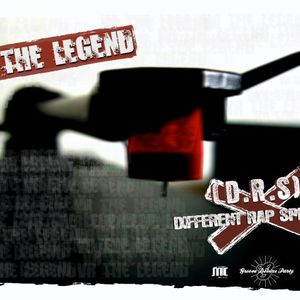 "D.R.S  AKA "" DIFFERENT RAP SPECIES "" MIXED BY VRTHELEGEND"