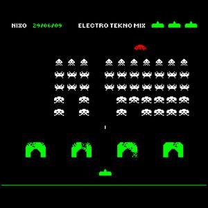 Electro Tekno mix - Nixo 2009