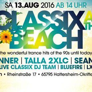 Sven E  live @ Classix At The Beach 2016 vom 13.08.2016